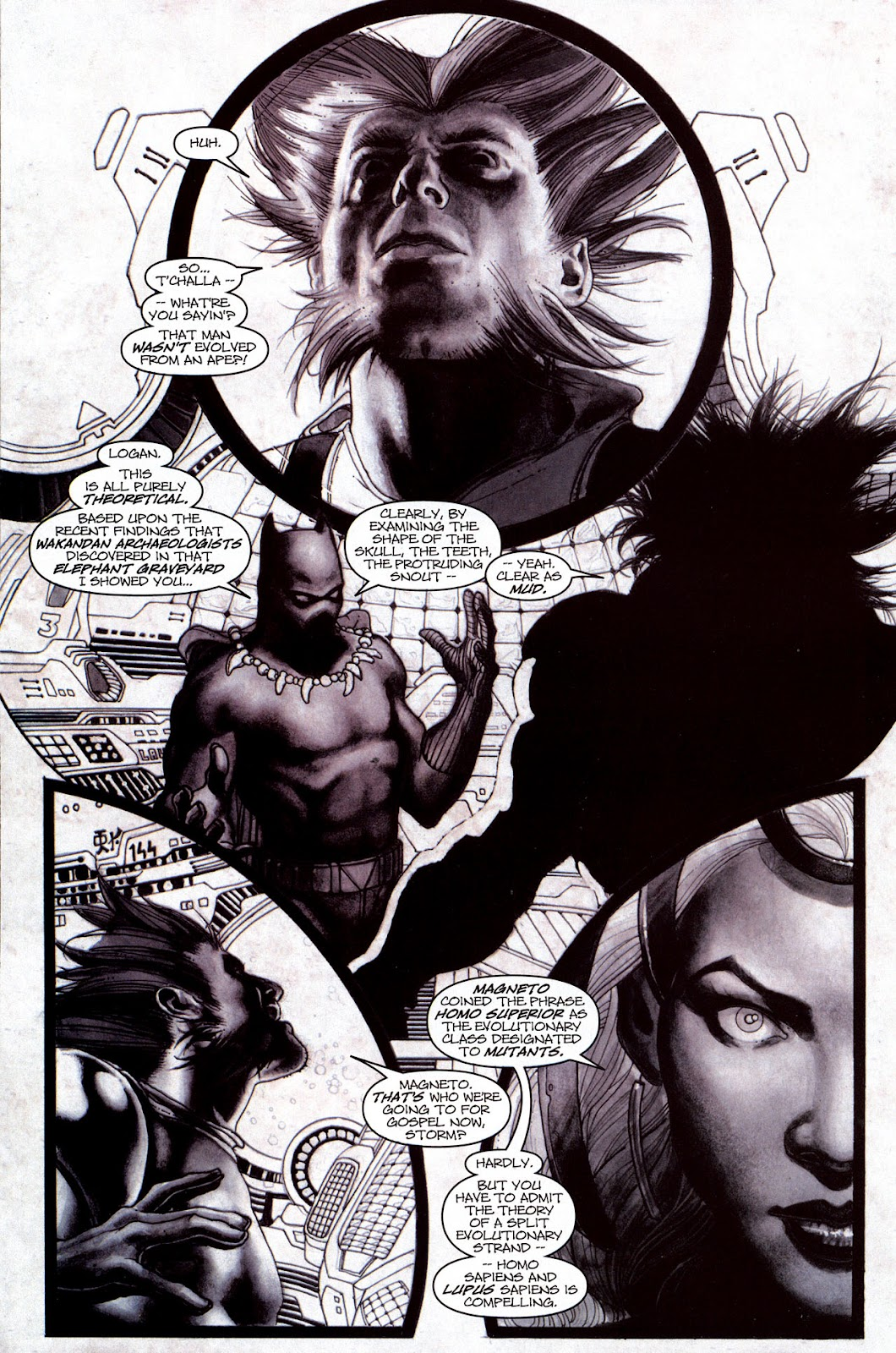 Read online Wolverine (2003) comic -  Issue #53 - 7