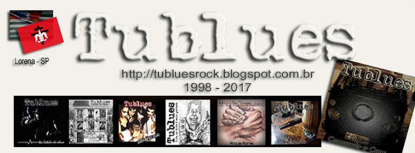 Tublues - 19 ANOS DE ROCK'NROLL