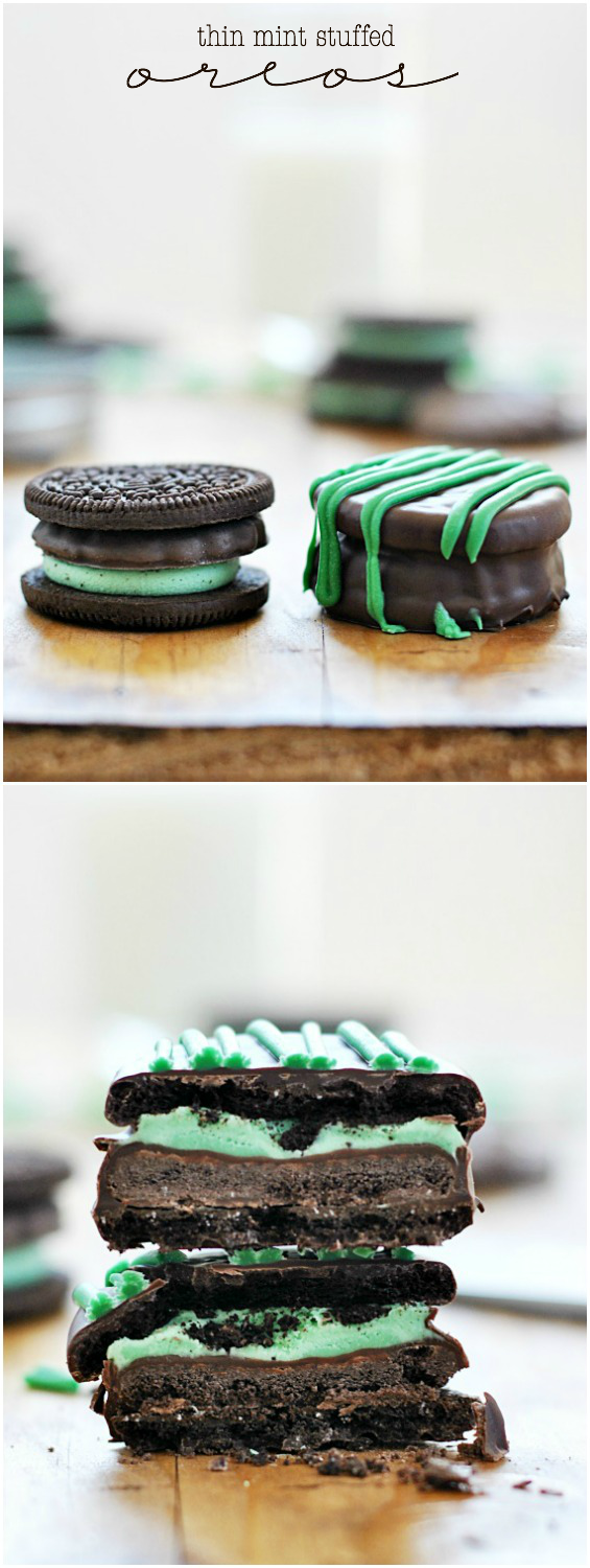 http://www.somethingswanky.com/thin-mint-stuffed-oreos-thin-mint-printable/