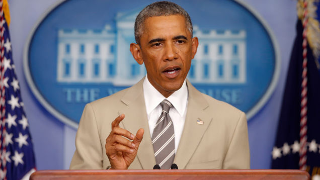 Obama Wants to Defeat America, Not ISIS