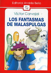 LOS FANTASMAS DE MALAS PULGAS--VICTOR CARVAJAL