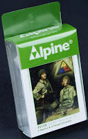 "In Review: Alpine Miniatures ""Spearhead"" 1/35th scale 3516 US 3rd Armored Division set."