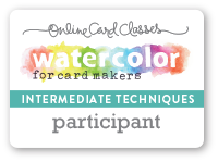 Watercolor for Cardmakers - Intermediate Techniques