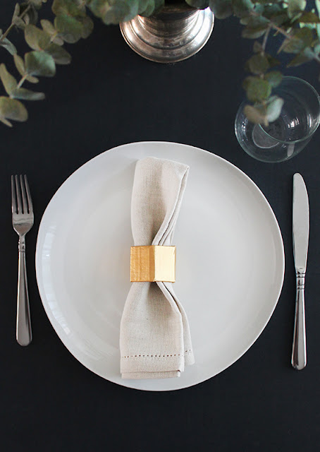 9 Simple Elegant Thanksgiving Crafts and DIY Projects for your table.