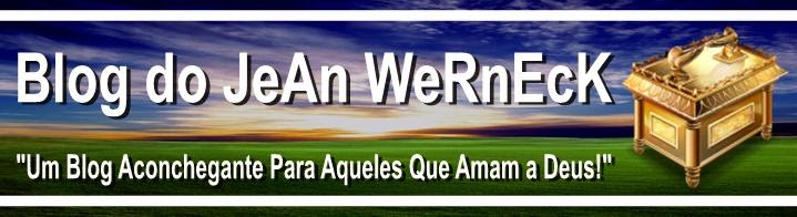 Blog do JeAn WeRnEcK