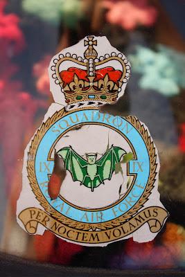 Royal Air Force Squadron IXIX sticker