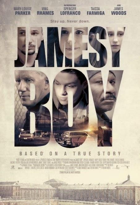 Film Jamesy Boy (2014)