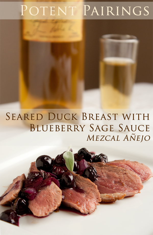 Wine pairing with duck breast