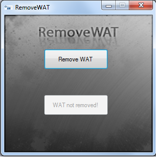 Download Remove WAT Version 2.2.6