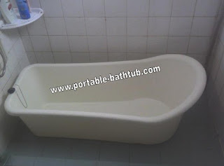 sammenklappeligt badekar voksne