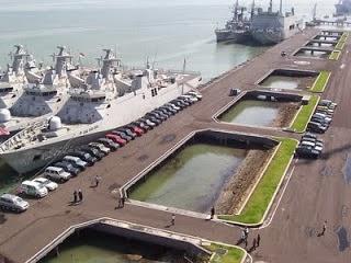 Poros Maritim Dunia Harus Didukung Peran Strategis TNI AL