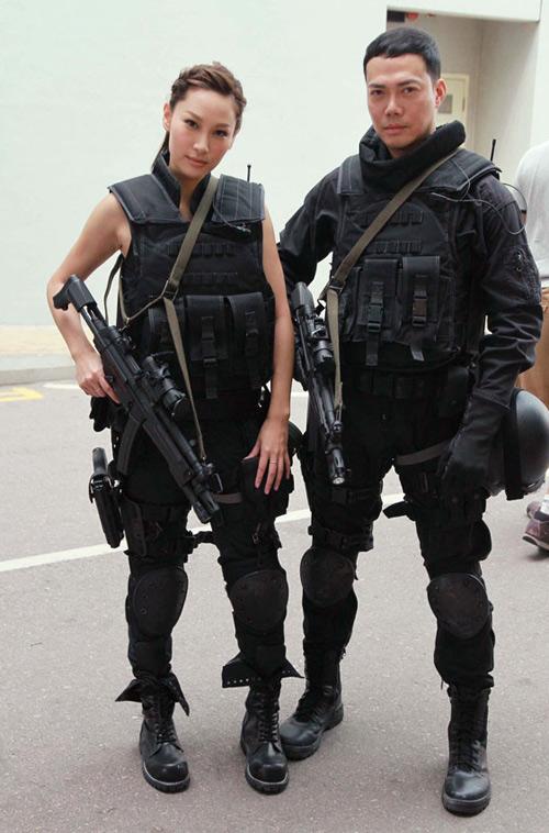 Phim Thần Thương Thư Kích - Sniper Attack 25/25 tập