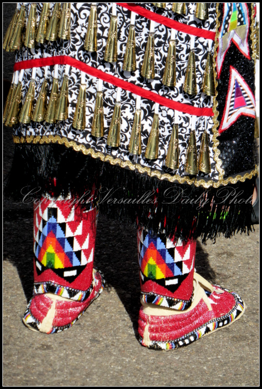 Gathering of Nations pow wow 2015