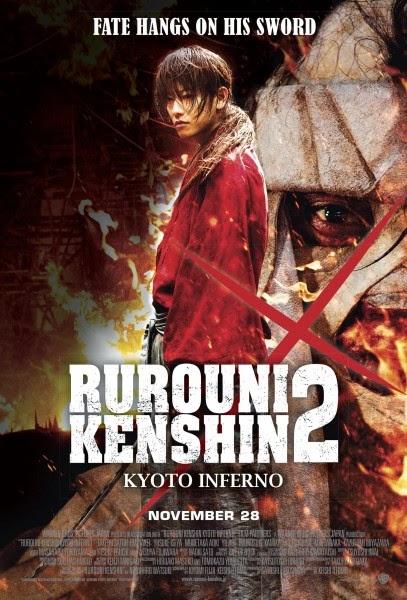 Samurai X 2: O Inferno de Kyoto – Legendado (2014)