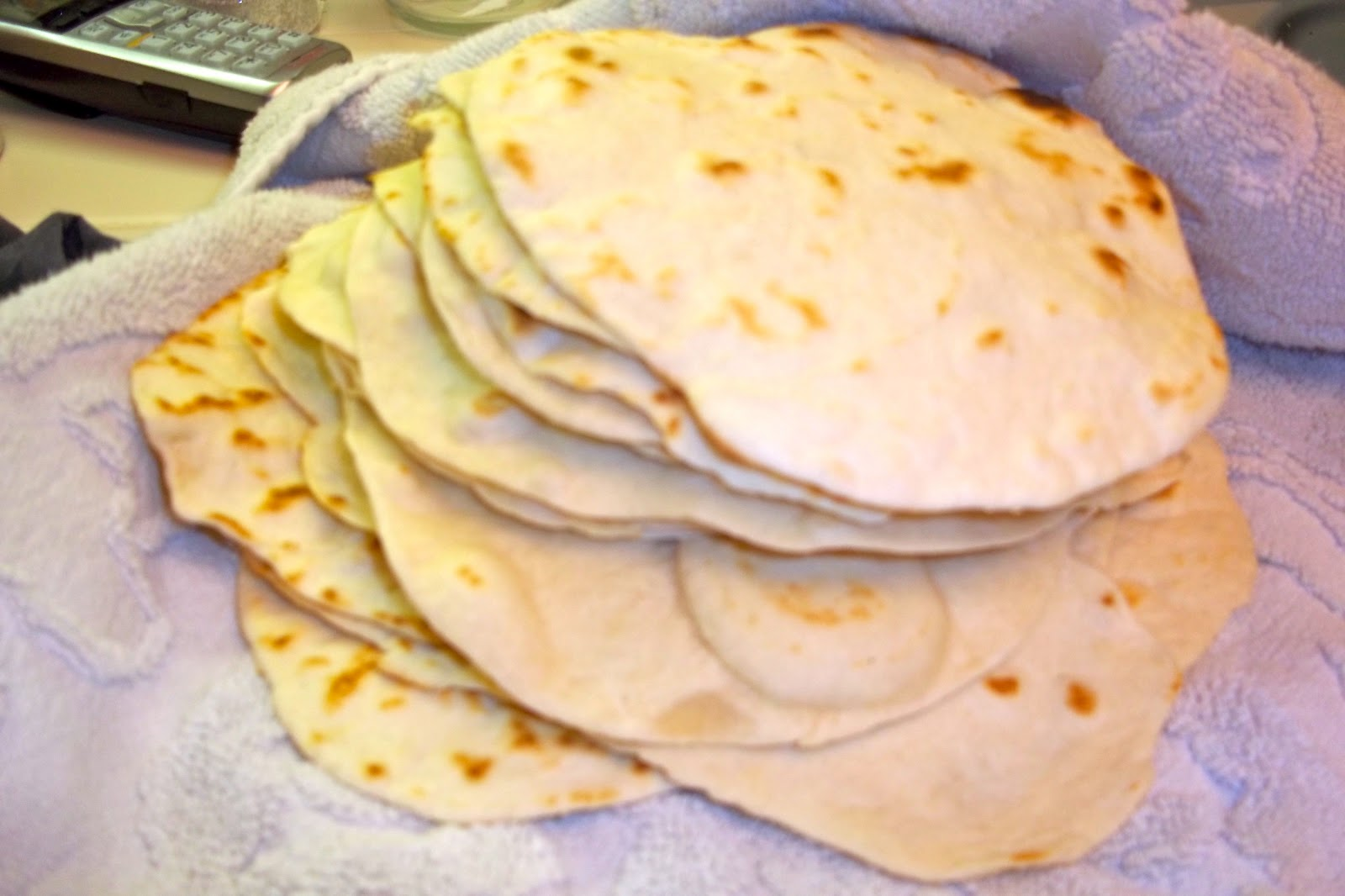 Mexican Flatbread
