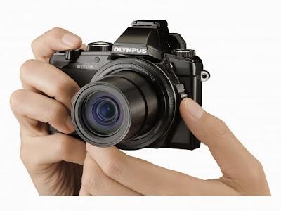 Olympus Stylus 1, kamera super zoom, kamera saku, kamera kompak, kamera digital, digital camera, super zoom, Olympus Stylus 1Wi-Fi, Full HD video, HDTV