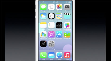 Ios 7 Beta 3 Is Added to Iphone, Ipod and Ipad