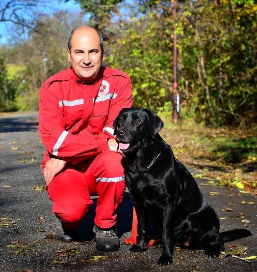 CM al Echipelor Canine de Salvare