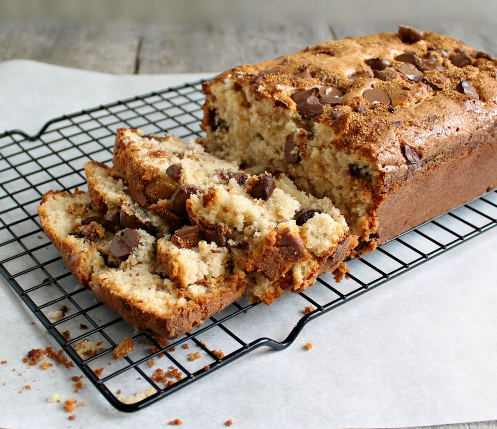 Hungry Couple: Chocolate Chip Bread