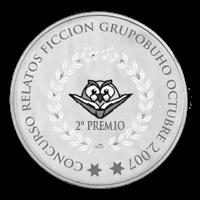 Concurso relatos ficción Grupobuho, octubre 2.007