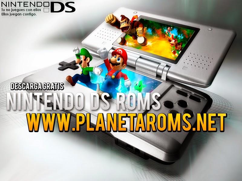 Todos los juegos de Nintendo DS que empiezan con números