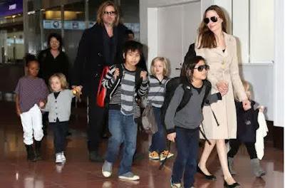 Anak korban perang di Suriah diadopsi Angelina Jolie