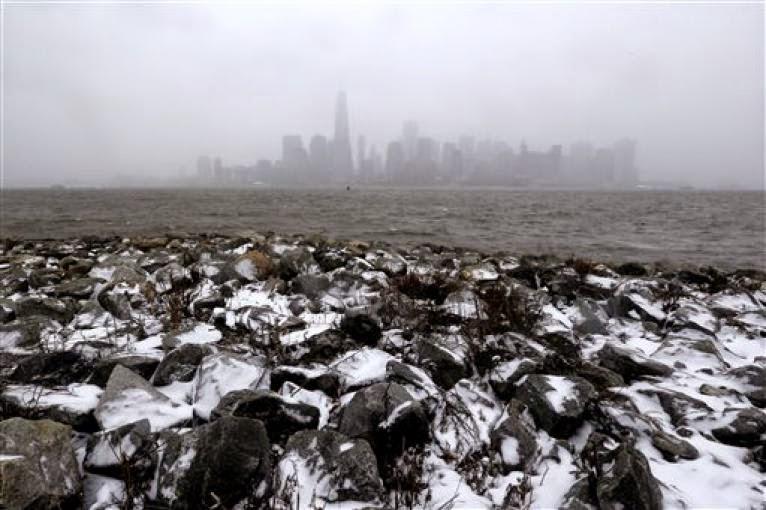 Tormenta invernal afecta el Centro y Este de Estados Unidos