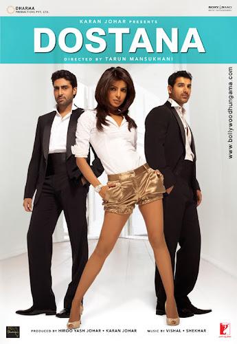 Dostana (2008) Movie Poster