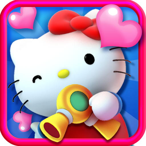 Hachi  kawaii Juego Hello Kitty Beauty Salon