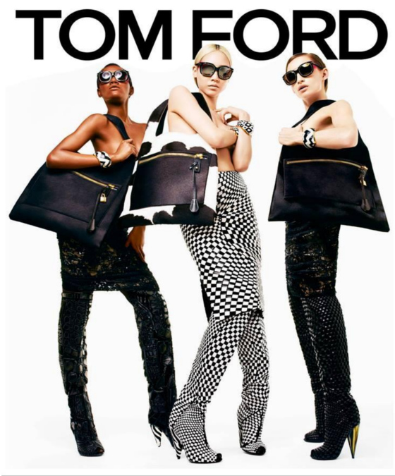 tom ford handbags and leather boots