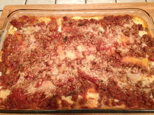 All Things Yummy: Pioneer Woman's The Best Lasagna Ever