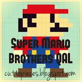 Super Mario Quilt-Along
