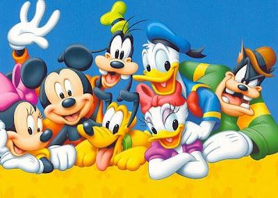 Misi Terselubung Walt Disney