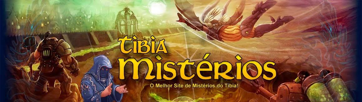 Tibia Mistérios
