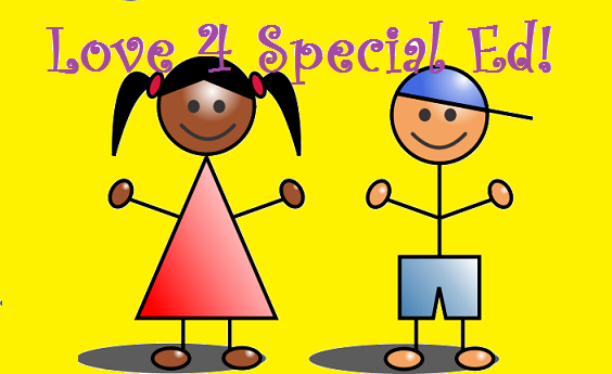 Love 4 Special Ed!