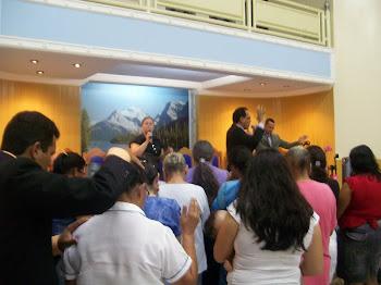 Pregando no Surinã