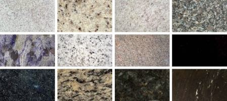 Universo decor granito dicas e informa es para te for Tipos de granitos