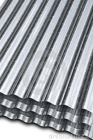 Galvanised Sheet Metal