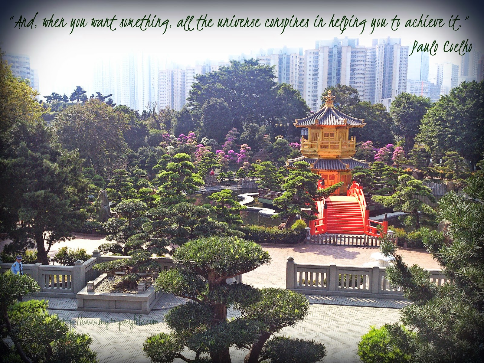 my trip my life nan lian garden nan lian garden is one of the top 10 must see places in hongkong simply because it is an amazing place in the middle of modern structures surrounding it