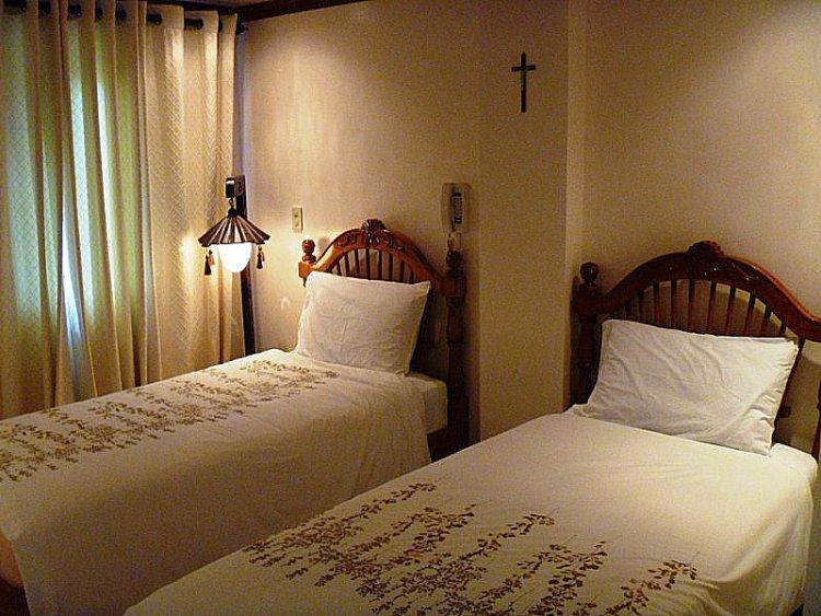 De Luxe Twin Room