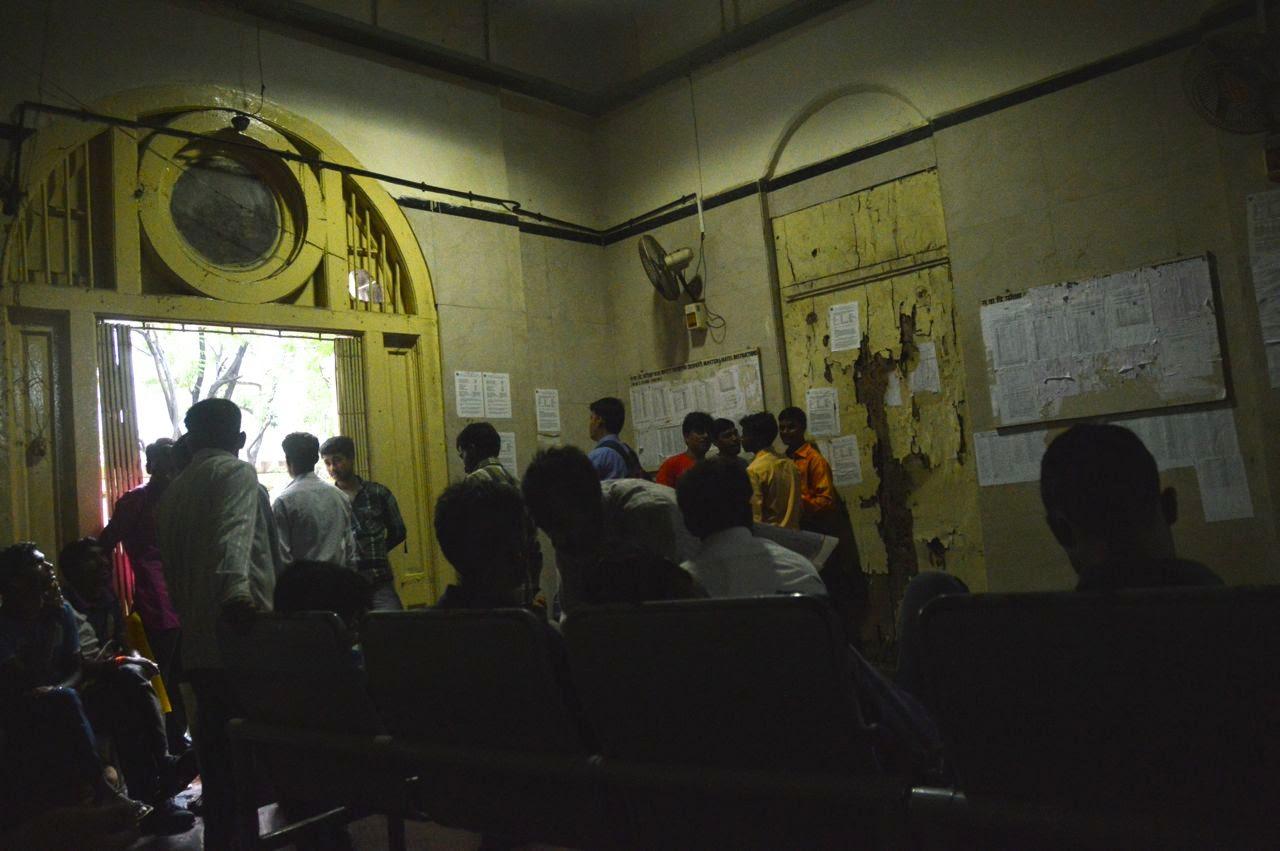 Nav Bhavan Building Seaman hospital Mumbai