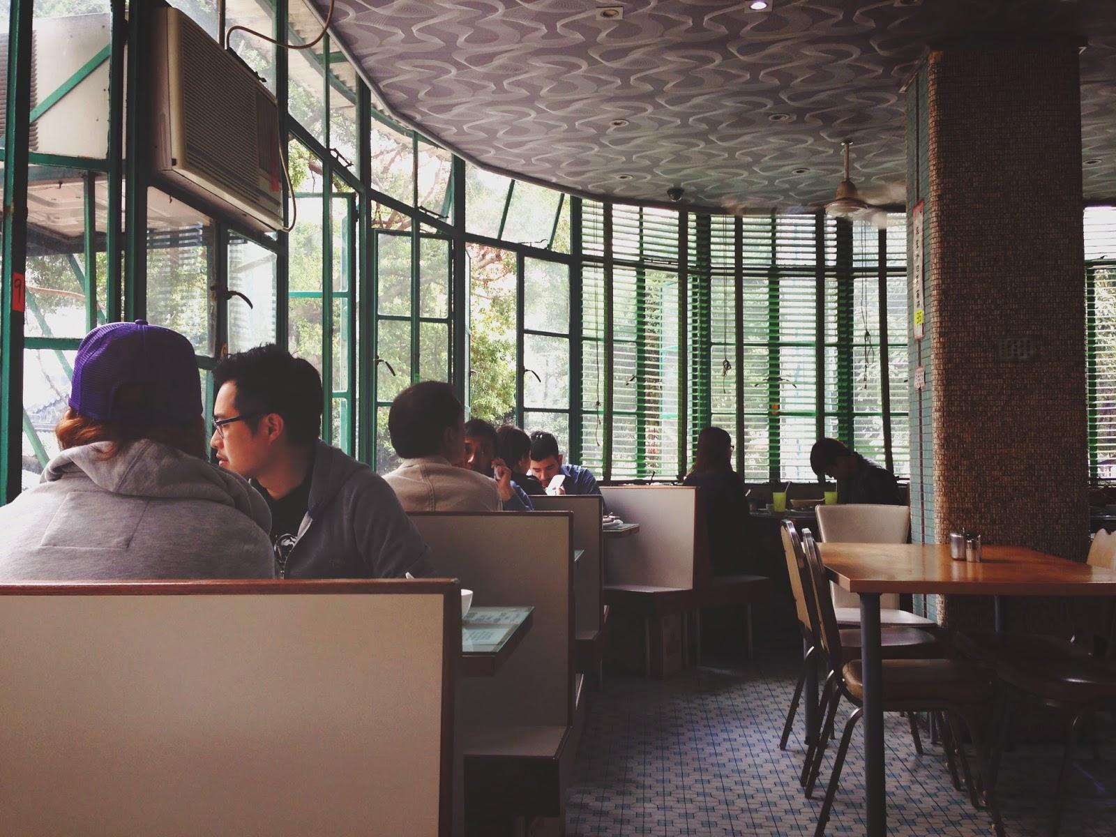 Mido Cafe Hong Kong Second Floor