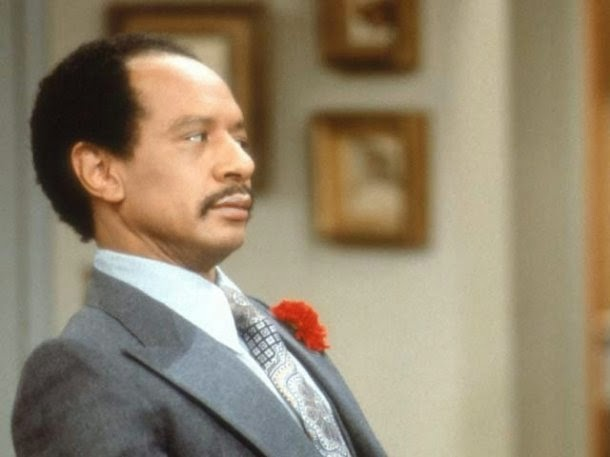 Just how scary is George Jefferson?