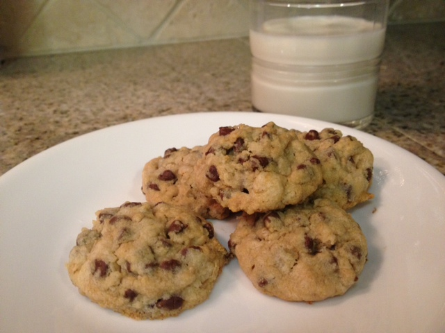 Cupcakes and Pearls: Peanut Butter Oatmeal Chocolate Chip Cookies