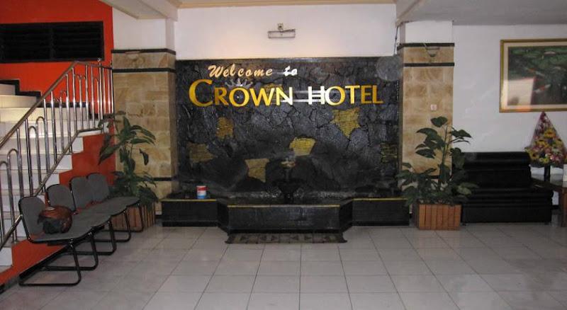 Hotel Murah di Kediri - Crown Hotel