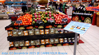 targ fructe carrefour brasov