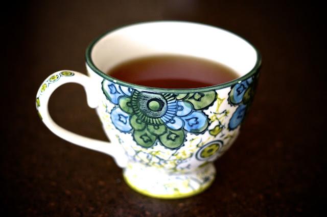 Mocha tea