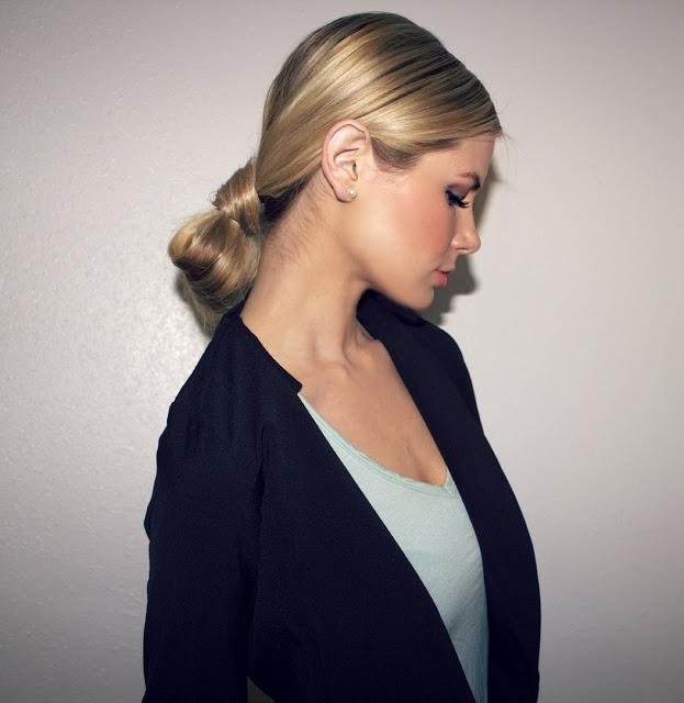 Bellos peinados de moda | Pelo Liso con estilo