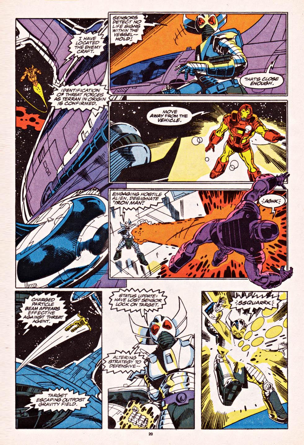 Captain America (1968) Issue #398f #336 - English 17
