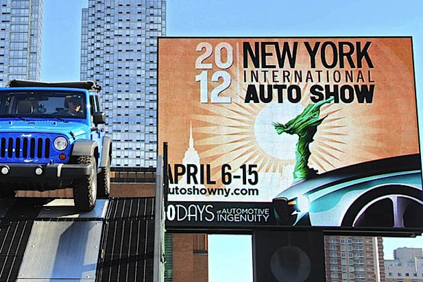 New York International Automobile Show | ニューヨーク国際自動車ショー